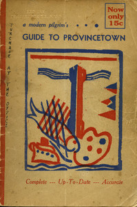 Guide to Provincetown - 1937