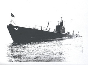 Coast Guard Reports on the S-4 Submarine Disaster