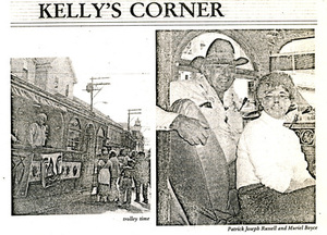 Kelly's Corner 015 - Louisa Woodhall, manager of Piggy's 1971-1975