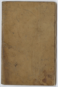 Edward Hitchcock account book for the Geological Cabinet of Amherst College, 1853-1857