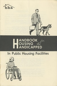 Handbook for housing the handicapped in public housing facilities