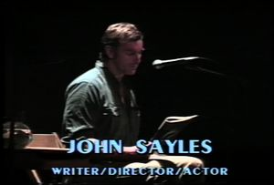 Cambridge Community Television's Event of the Week: Sayles at the Brattle