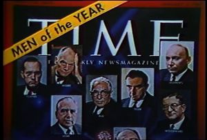 Time magazine cover party, reel 1