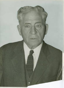 Amos Alonzo Stagg Photograph (June 1941)