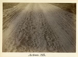 North Adams to Boston, station no. 213, Acton