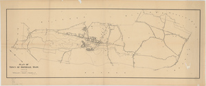 Plan of town of Hopedale, Mass.