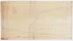 Plan of the Middlesex railroad