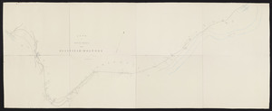 Plan of railroad from Westfield to Holyoke / S.F. Belknap, eng.