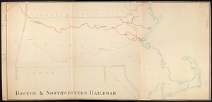 Boston & Northwestern Railroad.