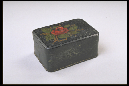Covered Box