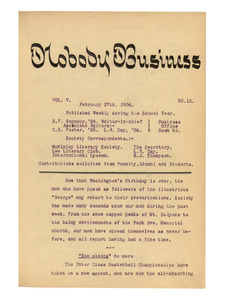 Nobody's Business (vol. 5, no. 15), February 27, 1904