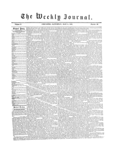 Chicopee Weekly Journal, May 5, 1855