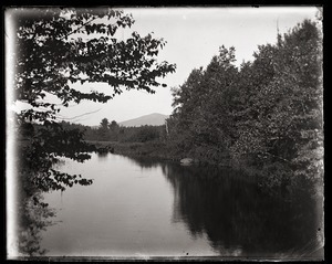 Pond near Massachusetts Agricultural College