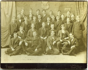 D.G.K. fraternity members, Massachusetts Agricultural College