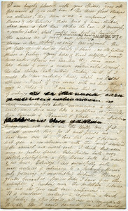 Charles Lamb letter to Robert Southey