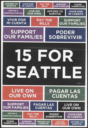 15 for Seattle