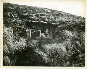 Lapp hut in Gratangen