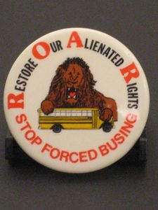 Restore Our Alienated Rights (ROAR) button