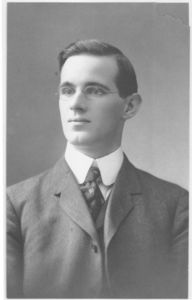 Portrait of Gleason L. Archer, President (1937-1948) and Founder of Suffolk University
