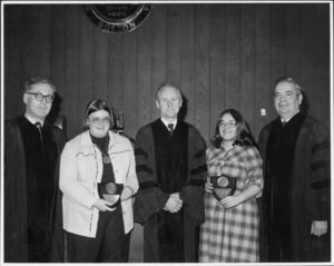 Suffolk University Law School moot court competition, 1978