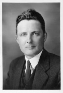 Suffolk University Dean Donald W. Miller, Donald W. (CAS, 1937-1939)