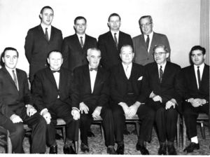 Members of Suffolk University's faculty (CAS)