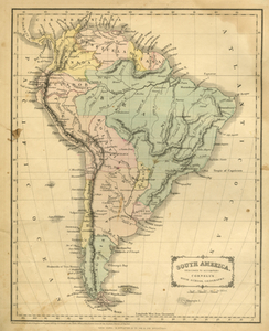 South America: Designed to Accompany Cornell's High School Geography