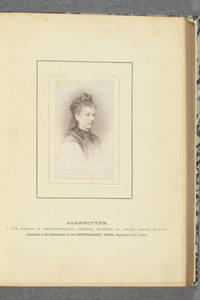 Alberttype, a new method of photo-mechanical printing process : invented by Joseph Albert, Munich, presented to the readers of the Photographic News, September 24th, 1869