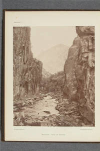 [Heliotype illustrations from photographs in Report on the geology of the high plateaus of Utah]
