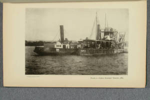 [Phototype illustrations from photographs of the French working on the Panama Canal in Letter from the secretary of the Navy, transmitting in answer to Senate resolution of February 26, reports of the United States officers respecting the progress of work on the ship-canal at the Isthmus of Panama]