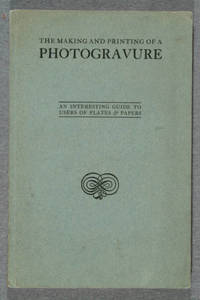 A.W. Elson and company, makers of photogravure plates and plate printers