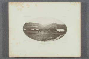 [Albertype views from the Hayden Geological Survey, 1870, 1871]