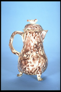 Covered Cream Pitcher