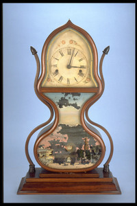 Acorn Mantel Clock