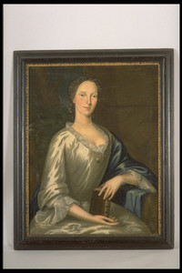 Portrait of Mary Fitch Cabot (1724-1756)