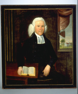 Portrait of Reverend James Cogswell