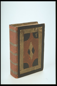 Book-shaped Spruce-gum Box