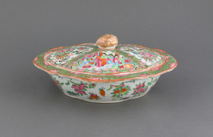 Serving Dish with Lid