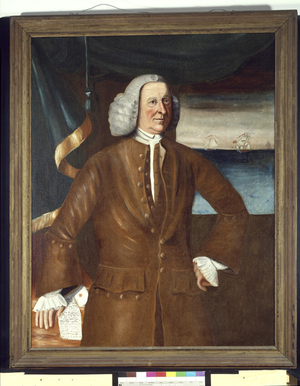 Portrait of Jonathan Sayward (1713-1797)