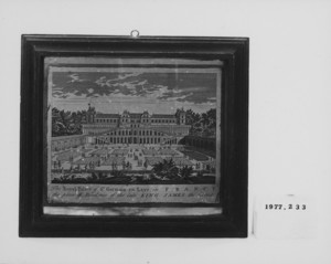 The Royal Palace of St. Germain