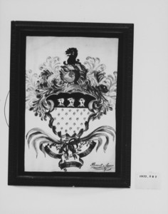 Barrell Coat of Arms