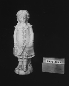 Figure of a Little Girl