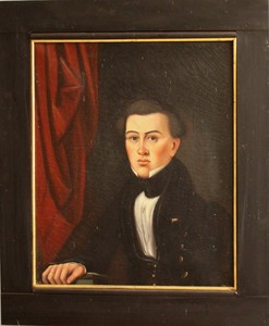 Portrait of George Guelphs Barrell (1780-1838)