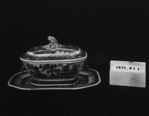 Tureen with Stand