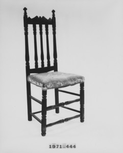 Banister-back Side Chair