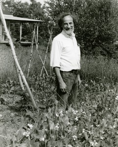 Jack Cook in field