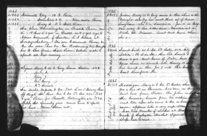 Tewksbury Almshouse Intake Records [1854-1884]