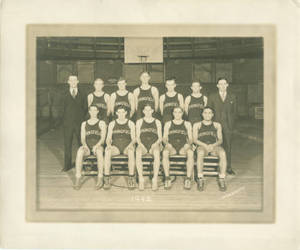 1932 Men's Freshmen Basketball