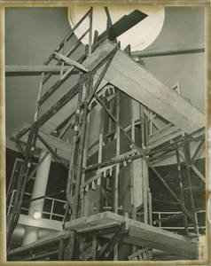 Construction of DNA strand in Hickory Hall