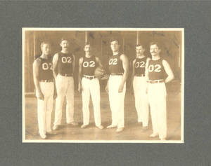 1902 Men's Basketball Team